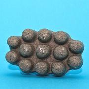 Массажная плитка, скраб-мыло с добавлением голубой глины. Арт. 10038